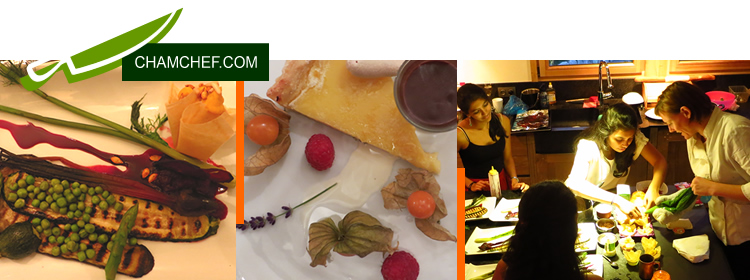 Chamonix Chef - Private catering / Event catering / Chef prive / Chef a domicile / Traiteur
